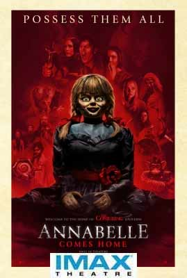 Annabelle Comes Home: THE IMAX 2D EXPERIENCE