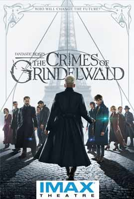 Fantastic Beasts: The Crimes Of Grindelwald -- THE IMAX 2D EXPERIENCE