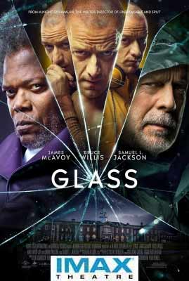 Glass: THE IMAX 2D EXPERIENCE