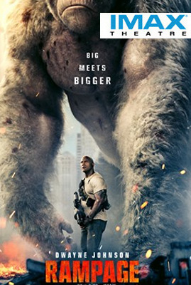 Rampage: THE IMAX 2D EXPERIENCE