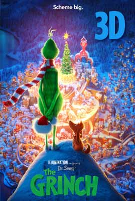 Dr. Seuss' The Grinch 3D