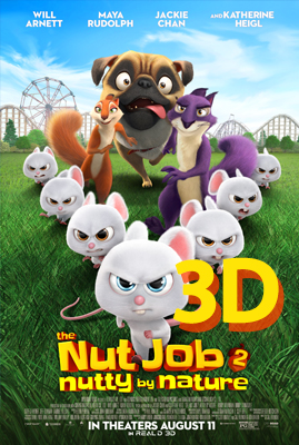 The Nut Job 2: Nutty by Nature 3D